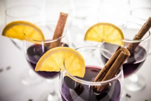 Mulled Wine - Christmas Events at Inox