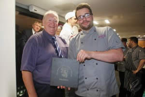 Joe Berry- The Master Chef of Great Britain - Inox Restaurant