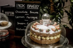 Cake & Coffee in Sheffield Restaurant - Inox