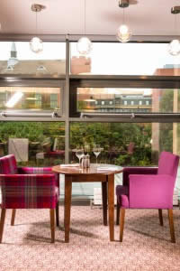 Fine Dining in Sheffield with a view - Inox Restaurant