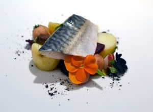 Fish Dish - Fine Dining with Inox, Sheffield