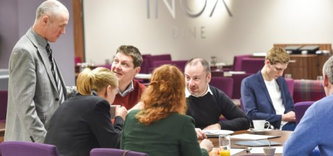 Free Networking Event in Sheffield at Inox Restaurant