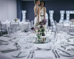 Contemporary Wedding Reception Venue Sheffield - Inox