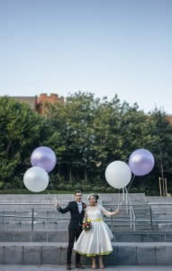 Sheffield Wedding at Inox - Outdoor Wedding Photographs