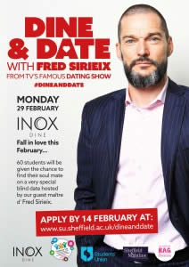 first dates fred sirieix single Fred from first dates invites single people to his very own summer season of love at a luxury hotel in the south of.